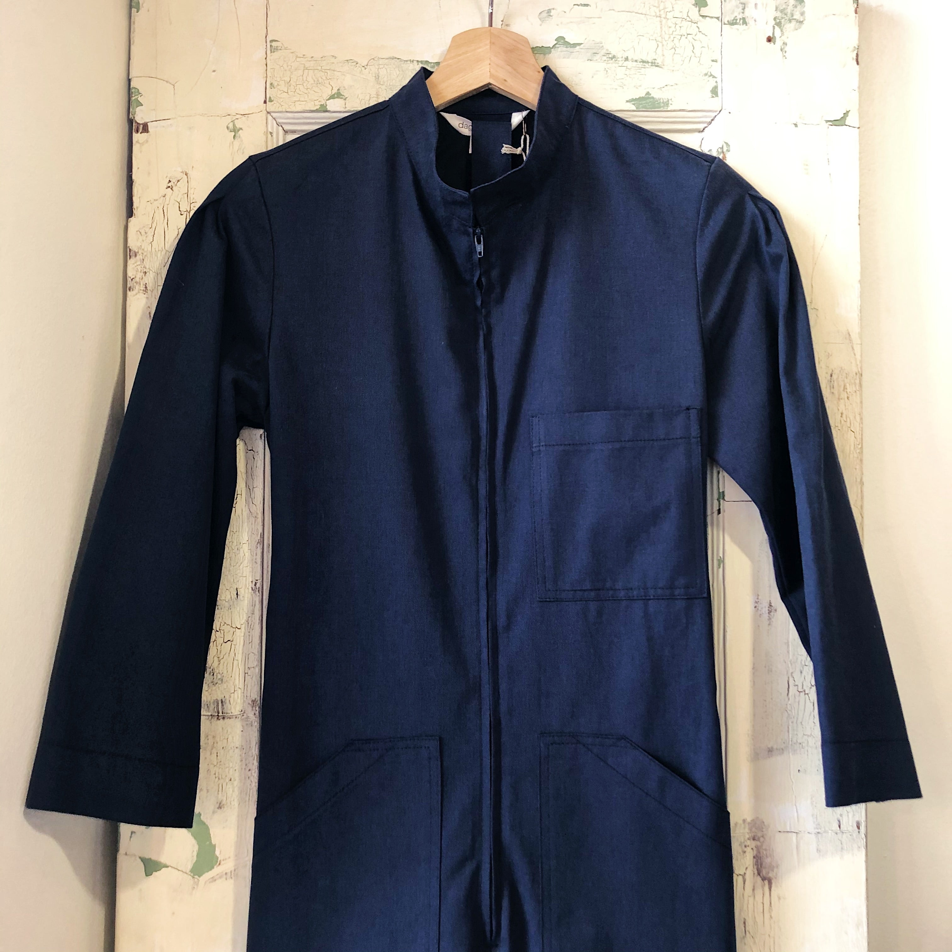 Dagg & Stacey // Finch Boilersuit Navy
