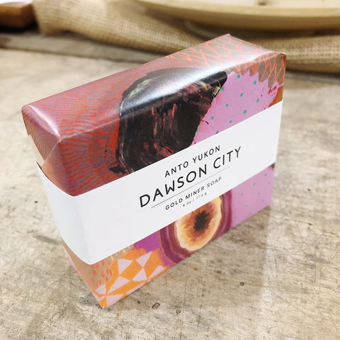 Anto Yukon // Dawson City Soap