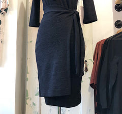Annie 50 // Karine Dress Black