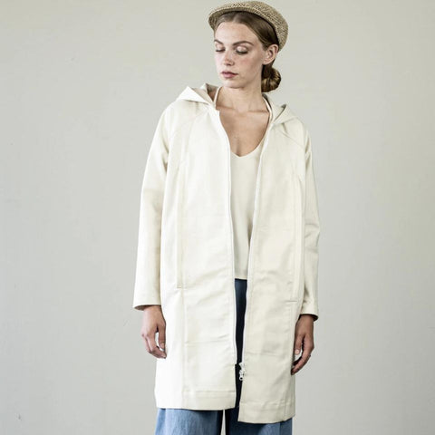 Eve Gravel // Panorama Jacket Shirt