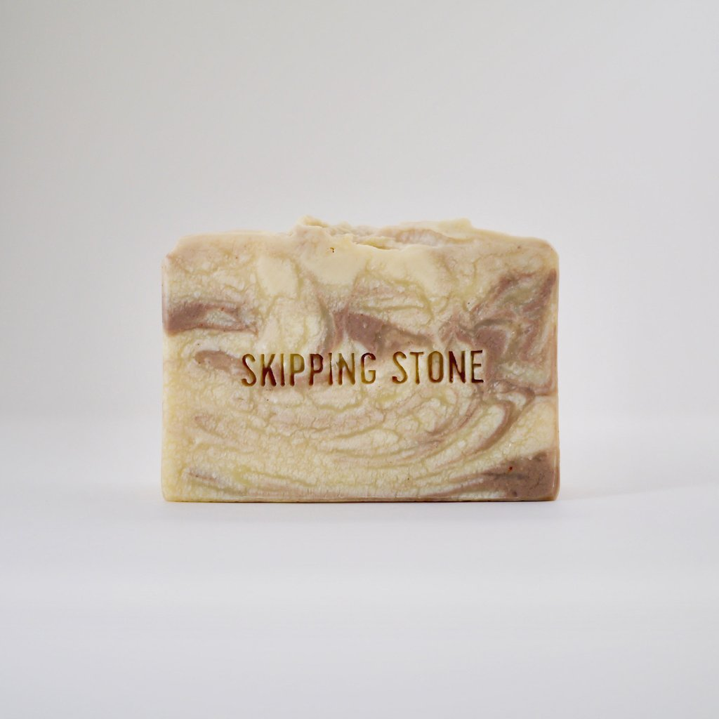 Skipping Stone // Love and Peace Handmade Soap