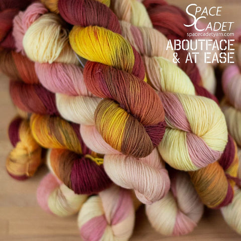 Aboutface (Yarn Alliance Exclusive Colourway, March2019)