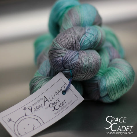 Arc Over Spiral (Yarn Alliance Exclusive Colourway, Sept 2015)