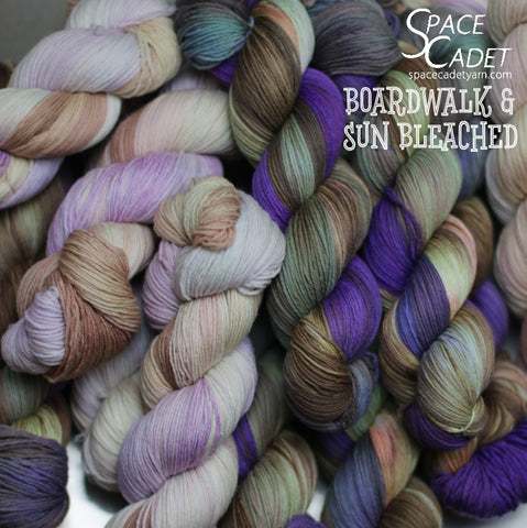 Boardwalk (Yarn Alliance Exclusive Colourway, May 2018)