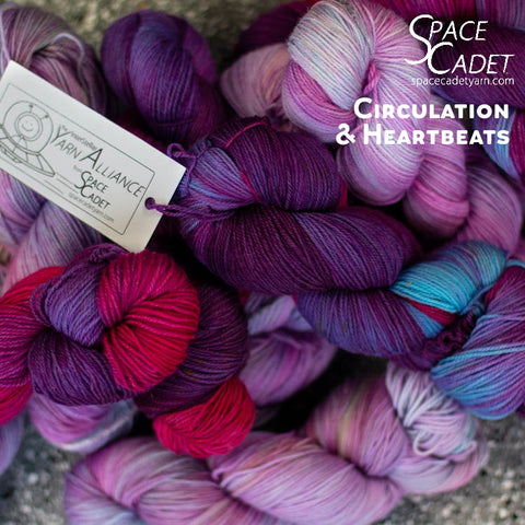 Circulation (Yarn Alliance Exclusive Colourway, Jan2020)