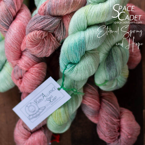 Eternal Spring (Yarn Alliance Colourway March2020)
