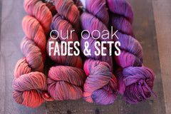 SpaceCadet OOAK Fades & Sets