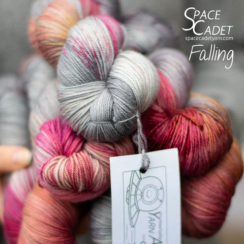 Falling (Yarn Alliance Exclusive Colourway, Sept 2020)