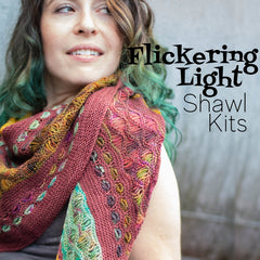 Flickering Light Shawl Kits