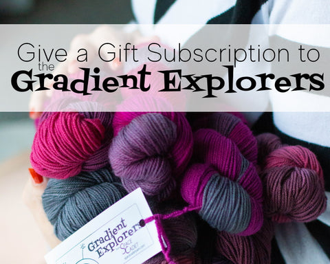 Gift Subscription to the SpaceCadet's Gradient Explorers