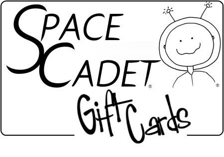 SpaceCadet Gift Card