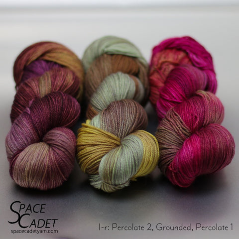 Grounded (Yarn Alliance Exclusive Colourway, Jan 2017)