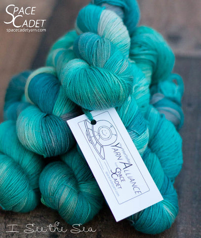 I See The Sea (Yarn Alliance Exclusive Colourway, Sept 2019)