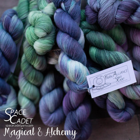 Magical (Yarn Alliance Exclusive, July 2019)