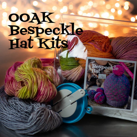 Bespeckle Black Friday Weekend OOAK Hat Kits