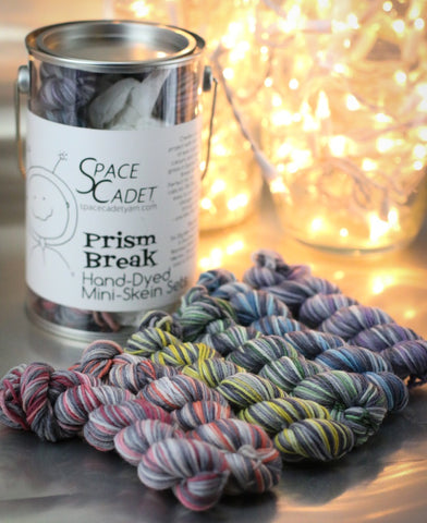 Prism Break Mini-Skein Sets