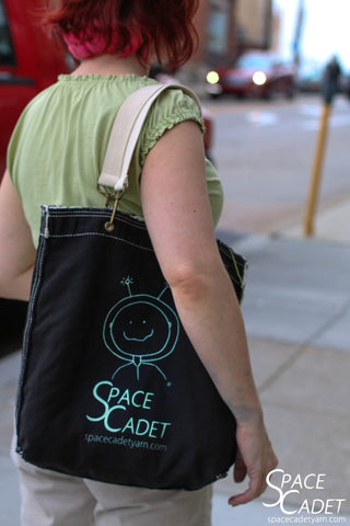 SpaceCadet Project Bags by Knerd
