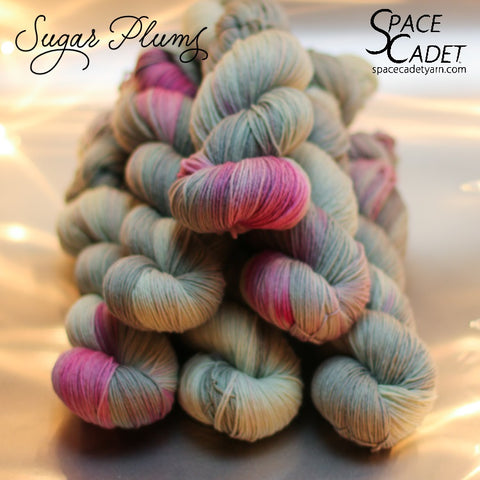 Sugar Plums (Yarn Alliance Exclusive Colourway, Nov2017)