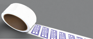 "2"" x 3.5"" Rectangle Best Buy Roll Labels"