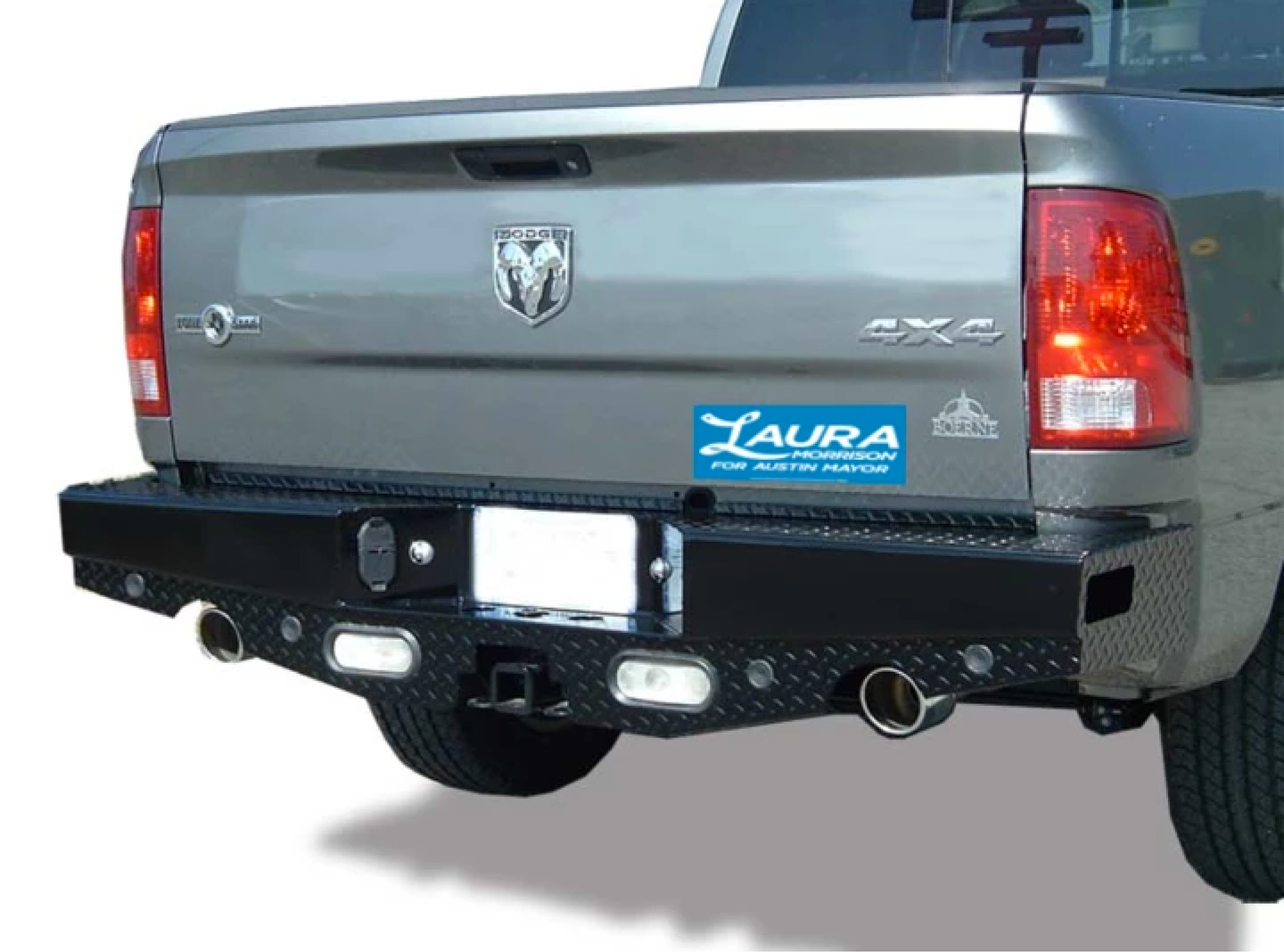 Rectangle Bumper Stickers