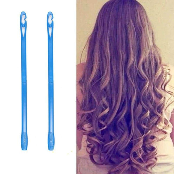 20pcs Magic Hair Curler Rollers for Spiral Curls Easy Usage