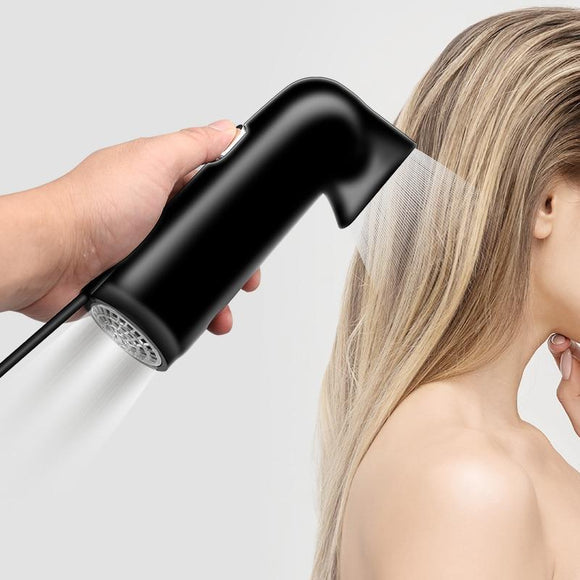 Portable Hair Blow Dryer Dormitory Mini Hair Dryer Hot And Cold Wind Overheat Protection