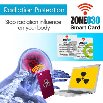 Zone030 Anti-Radiation Smart Card