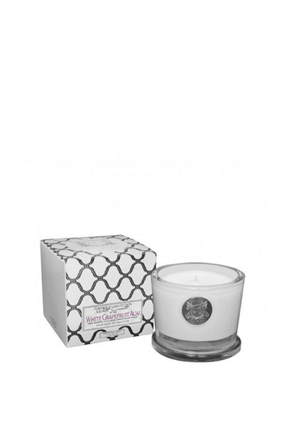 WHITE GRAPEFRUIT ACAI SMALL SOY CANDLE