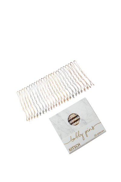 MATCHBOOK BOBBY PINS