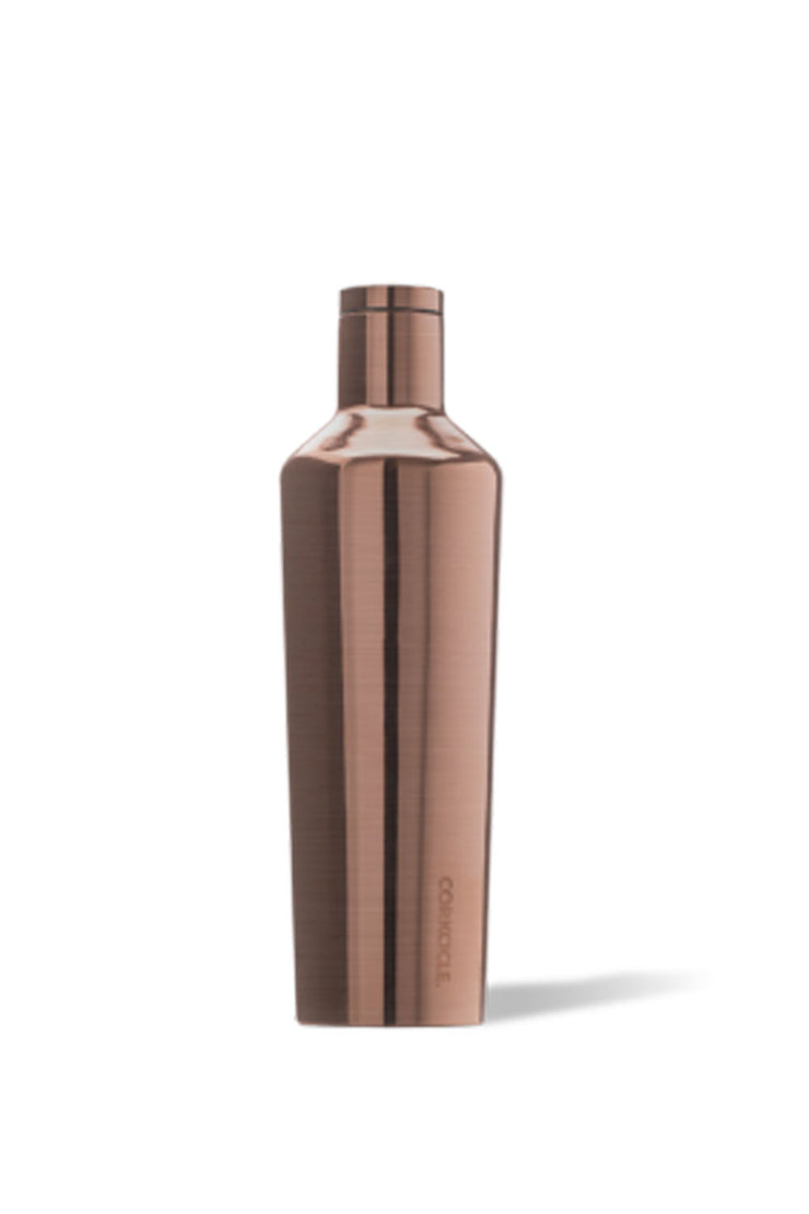 COPPER METALLIC CANTEEN 25 OZ.