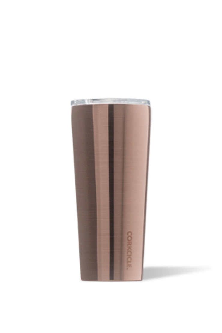 COPPER METALLIC TUMBLER 24 OZ.