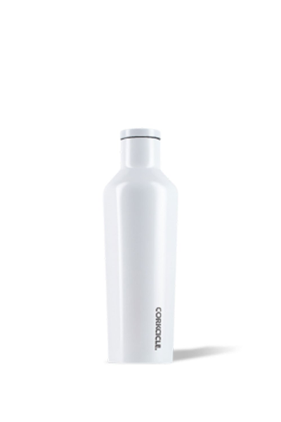 WHITE DIPPED CANTEEN 16 OZ.