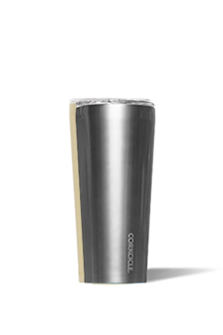 GUNMETAL METALLIC TUMBLER 24 OZ.