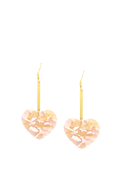 L'AMOUR DROP EARRINGS
