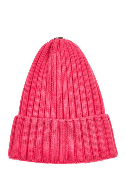 VAIL HAT HOT PINK