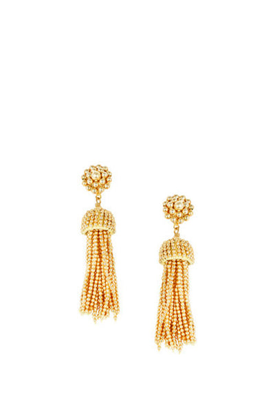 LISI LERCH TASSEL GOLD