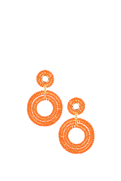 CHEYANNE EARRING ORANGE