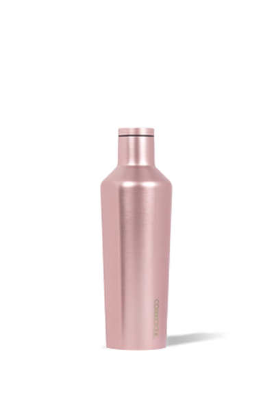 ROSE METALLIC CANTEEN 16 OZ.
