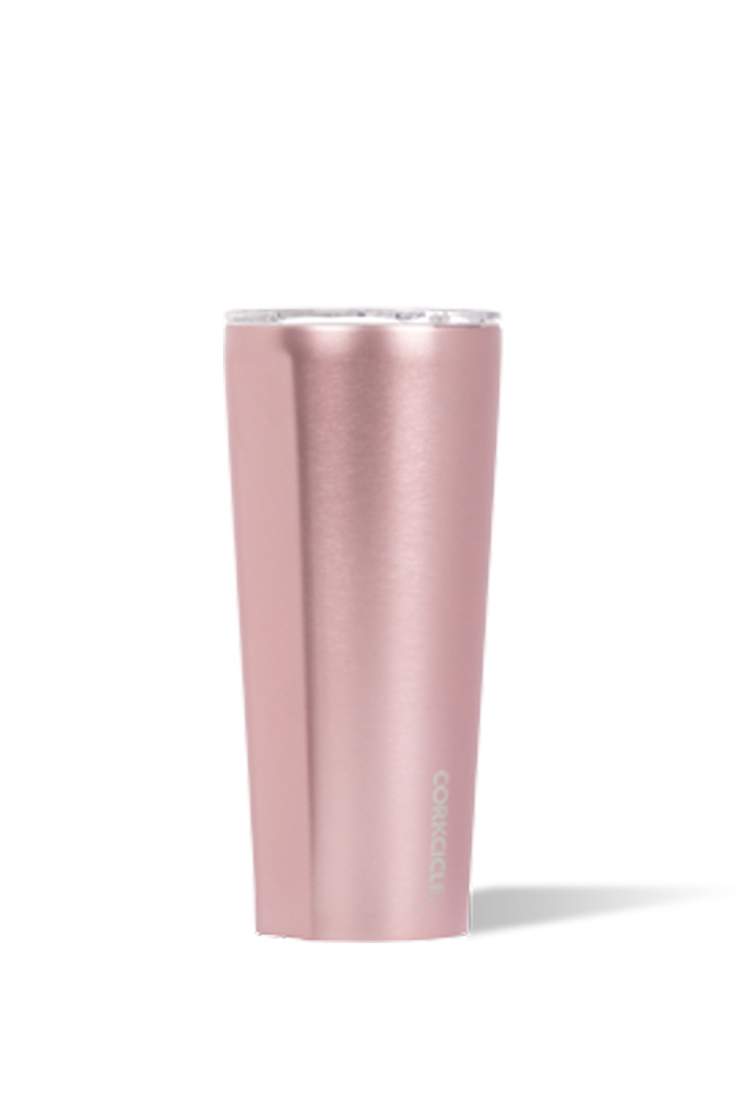 ROSE METALLIC TUMBLER 24 OZ.