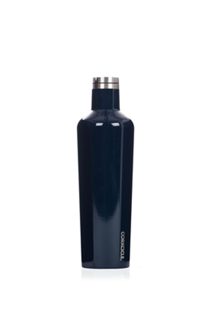 NAVY GLOSS CANTEEN 25OZ.