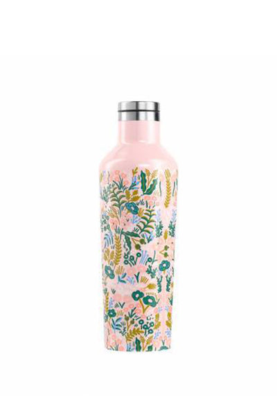TAPESTRY RIFLE PAPER CORKCICLE CANTEEN