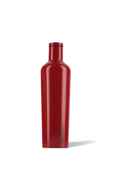 RED DIPPED CANTEEN 25 OZ.
