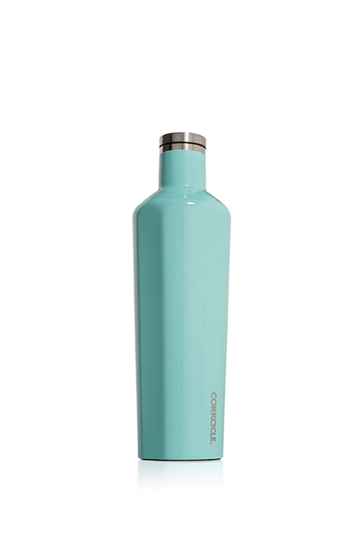 TURQUOISE GLOSS CANTEEN 25 OZ.