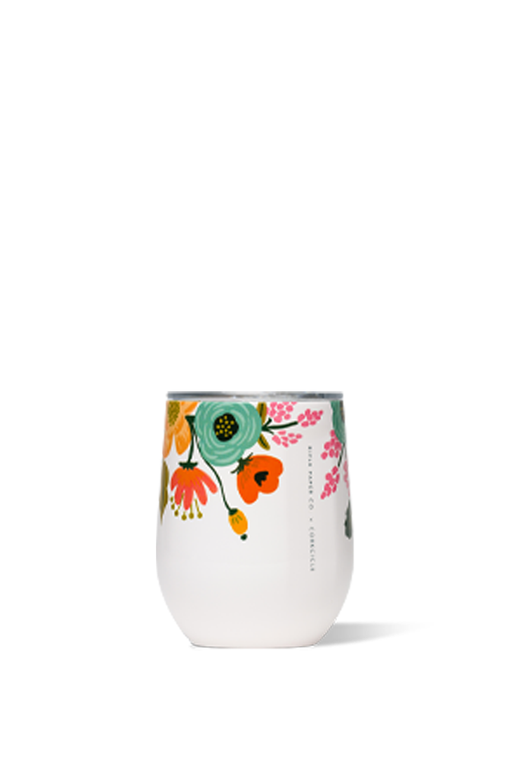 RIFLE PAPER STEMLESS WHITE