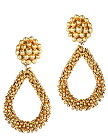Gold Kate Earring