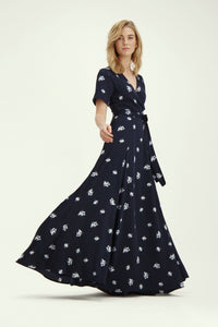 Love Dress - Blue Flower