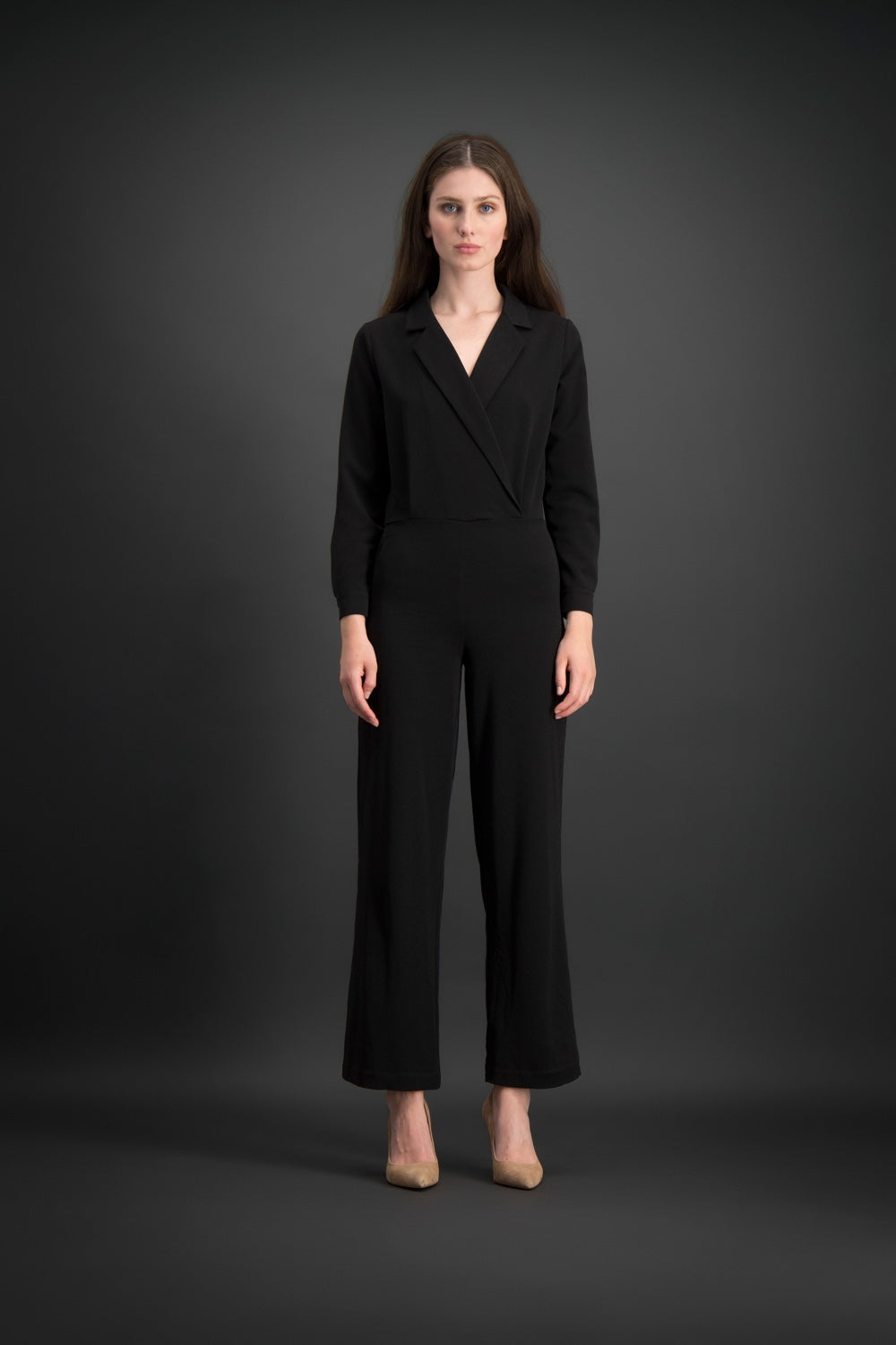 HILO JUMPSUIT - BLACK