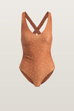 Load image into Gallery viewer, Joy Swimsuit - Terracotta Dots