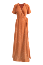 Load image into Gallery viewer, Love Dress - Terracotta Dots
