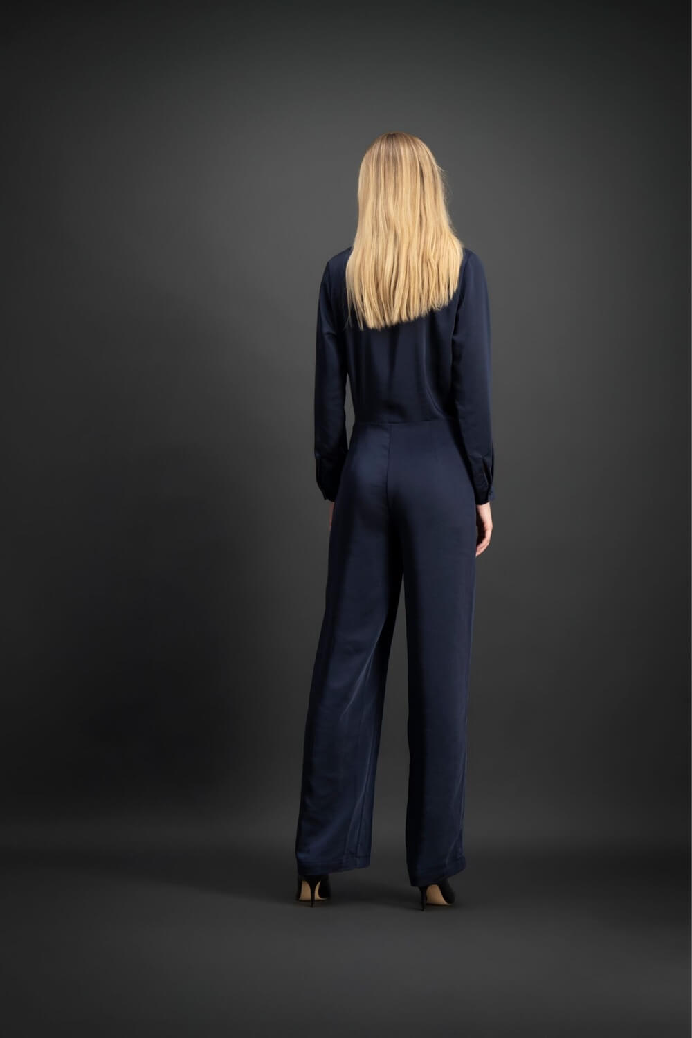 HILO JUMPSUIT - NAVY